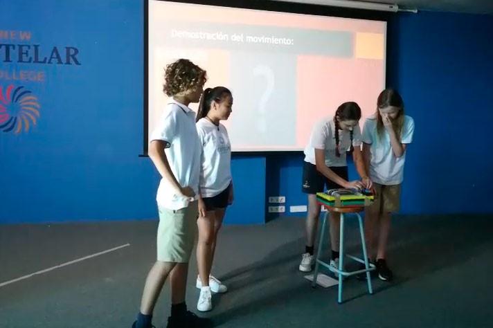Video Proyectos de Tecnología NCC