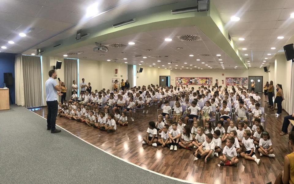 ¡¡Bienvenidos alumnos de Infant y Primary!!