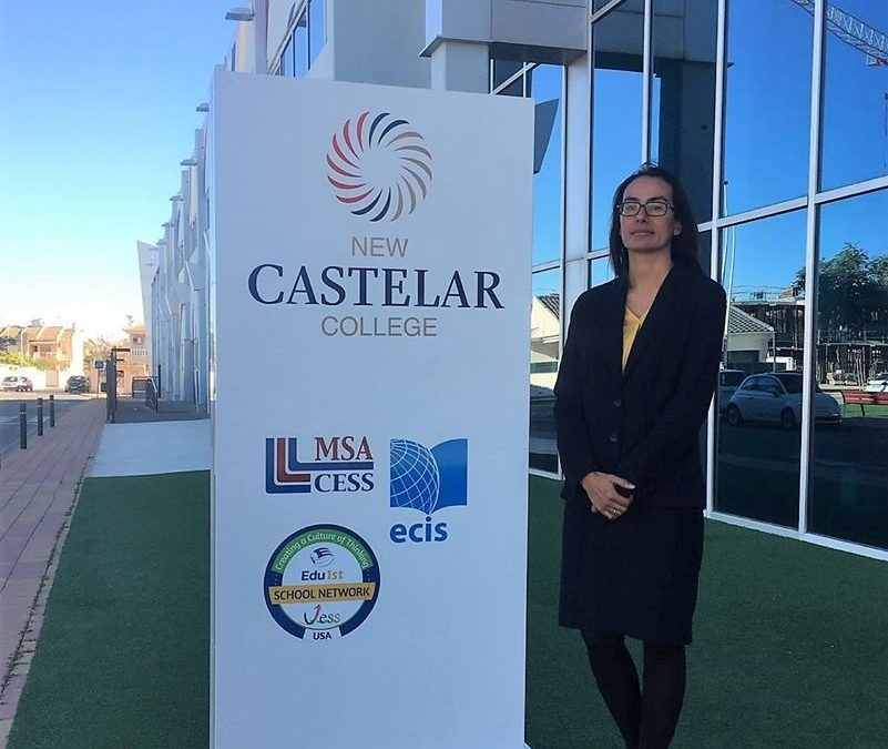 New Castelar College de Cerca