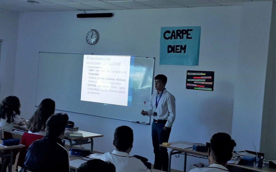 Internship en New Castelar College