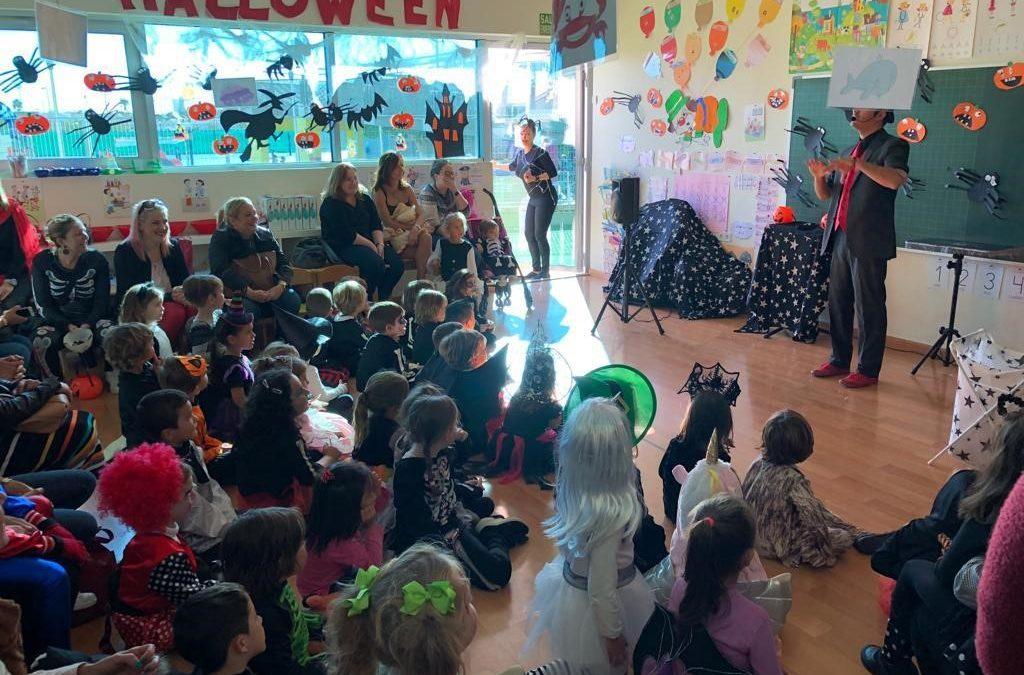 Días llenos de magia en New Castelar College