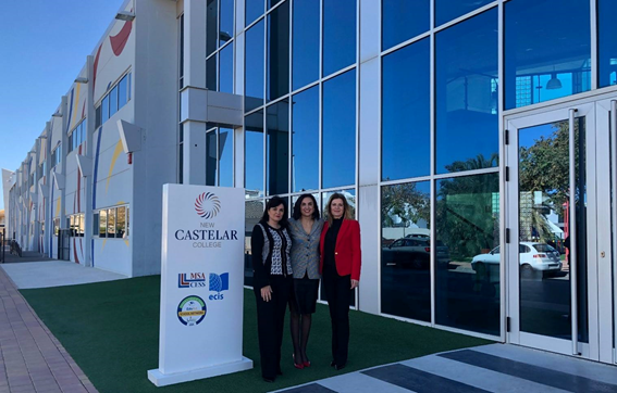 ¡New Castelar College sigue creciendo!