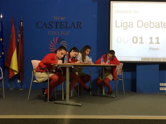 VII Liga de debate escolar senior ESIC