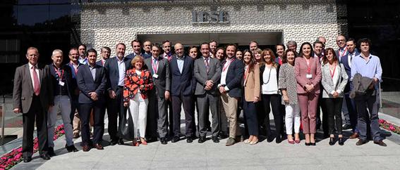 New Castelar College en IESE Business School