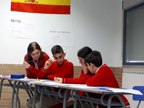 I Liga de Debate Escolar Junior ESIC