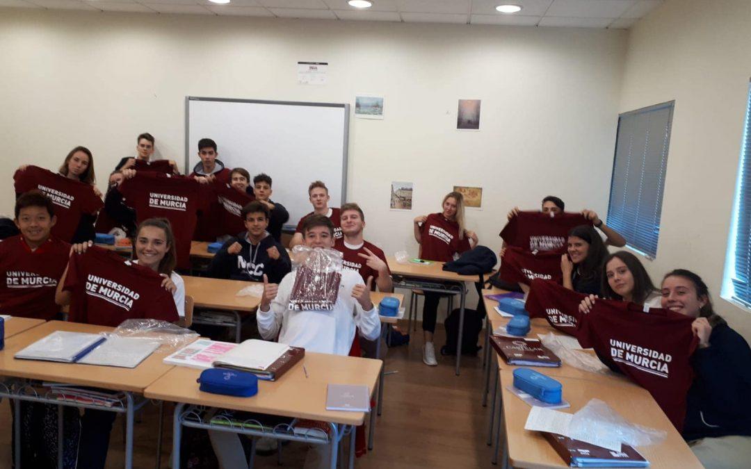 Nuestros alumnos de 2 de Bachillerato ya están preparando la EBAU.