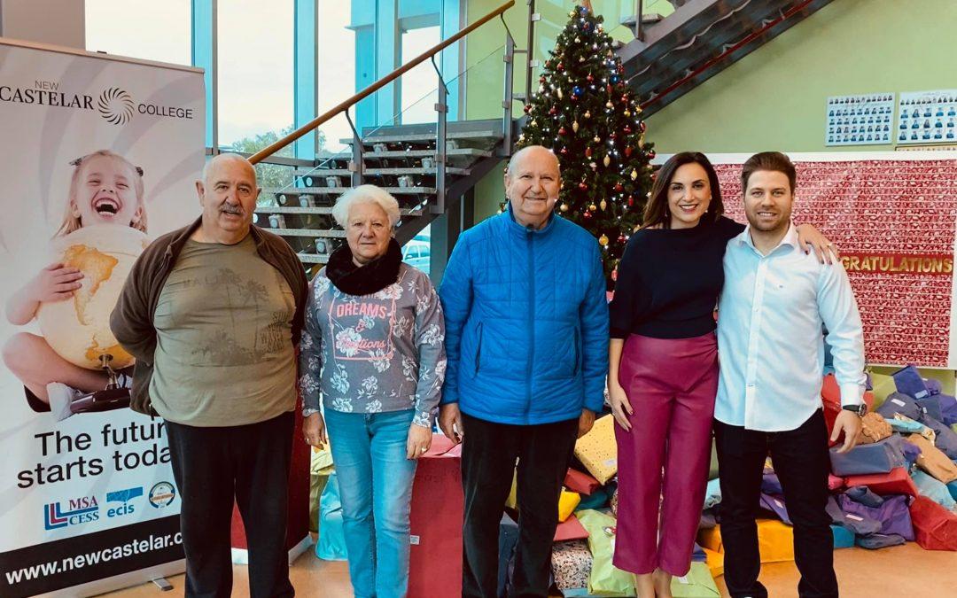 Campaña solidaria de Juguetes en New Castelar