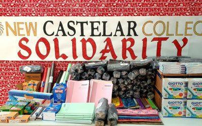 New Castelar apoya la misión solidaria en Senegal de la Universidad Cardenal Herrera