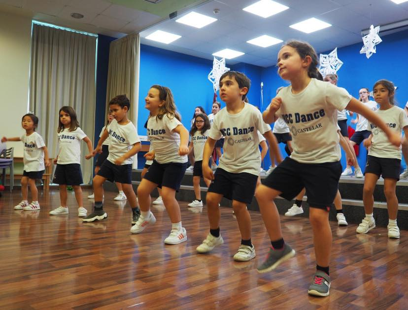 Zumba en New Castelar College