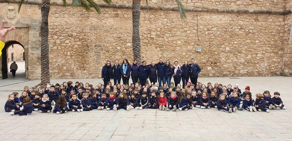 Jornada Medieval en el Castillo de Santa Hola