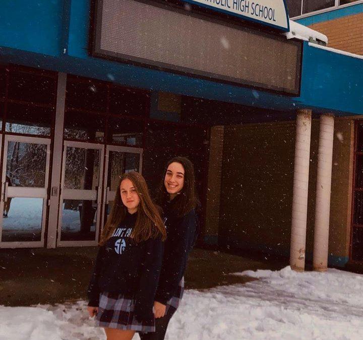 Alumnas de New Castelar finalizan su primer cuatrimestre en Canadá