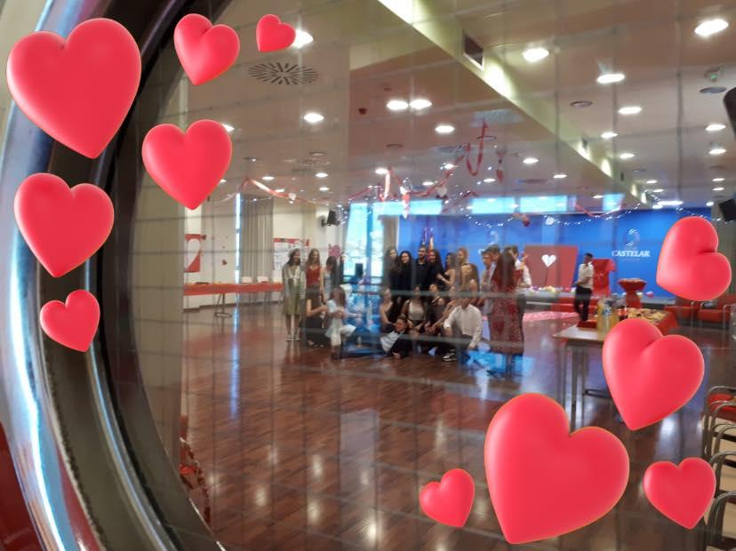 Baile San Valentín New Castelar