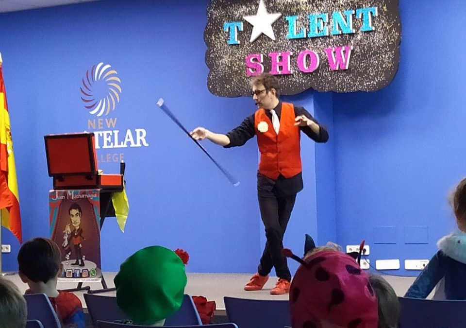 Talent Show en New Castelar College