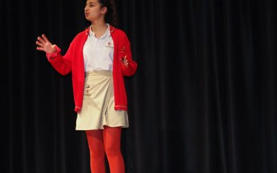 Nuestra alumna se proclama campeona regional
