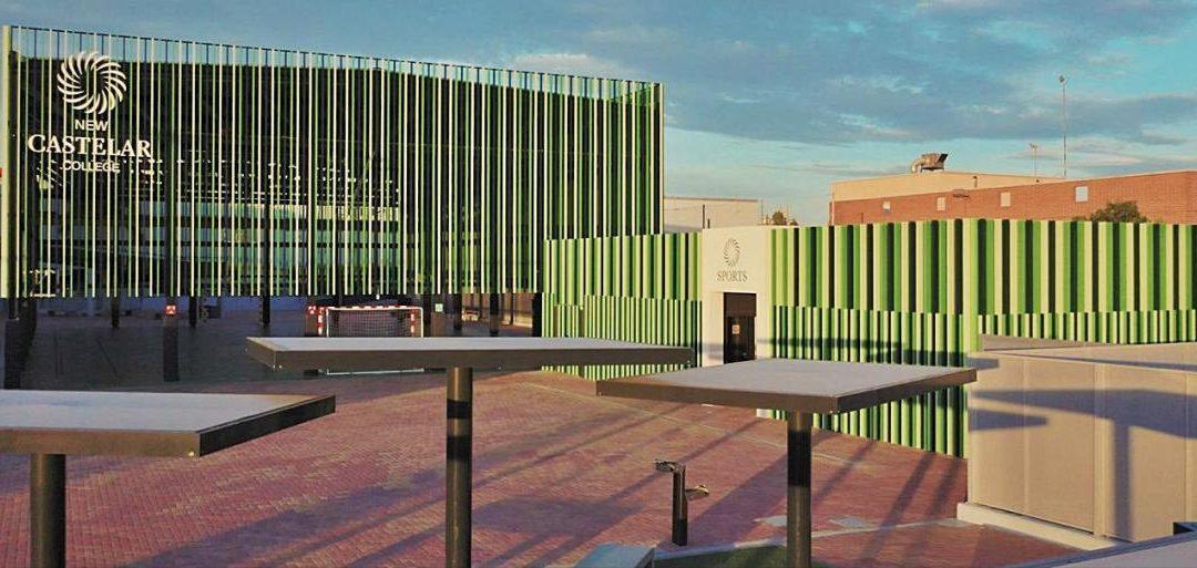 New Castelar College en el Especial Centros Escolares