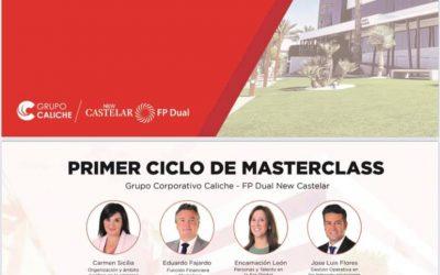 I Ciclo de MasterClass para los alumnos de FP DUAL New Castelar